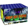 Night Sky Storm By Skycrafter