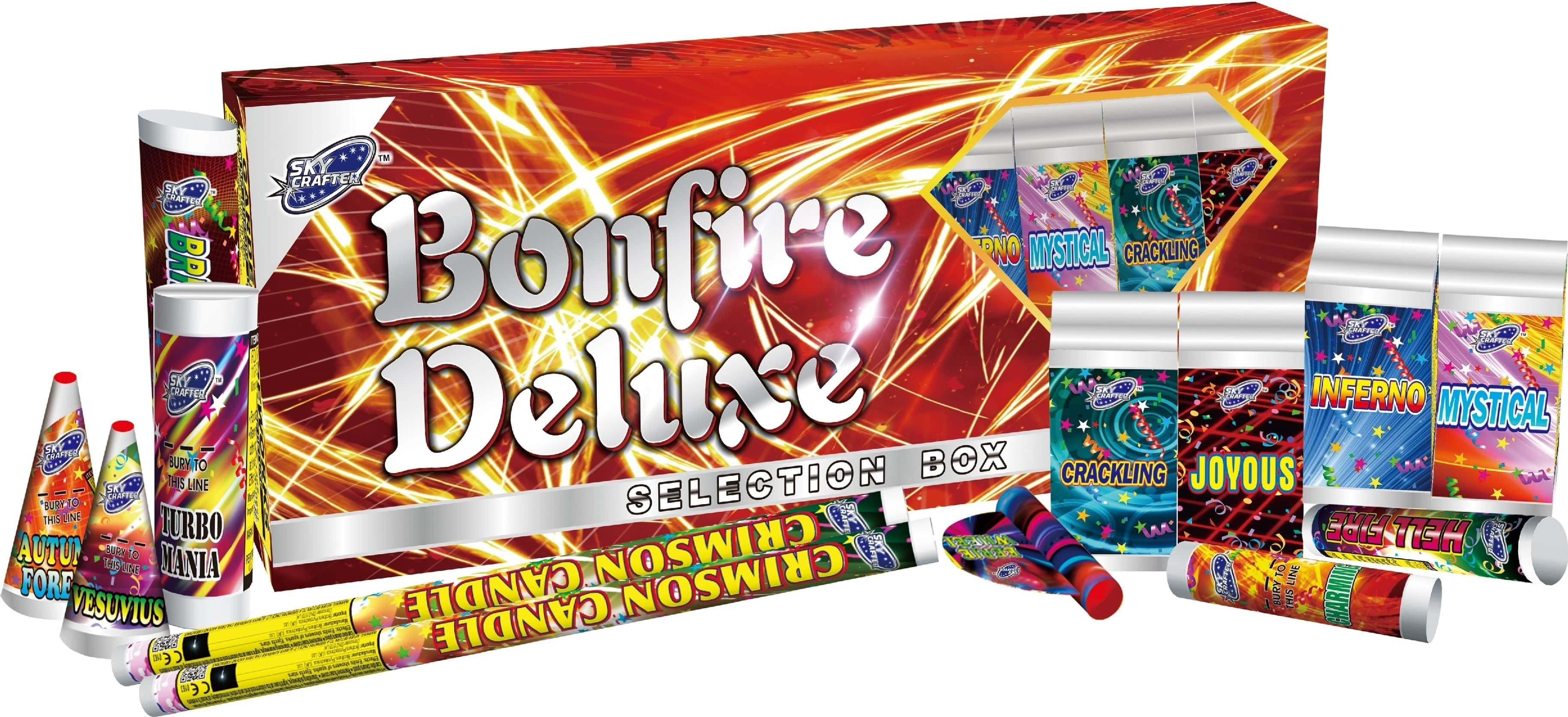 Bonfire Deluxe By Skycrafter