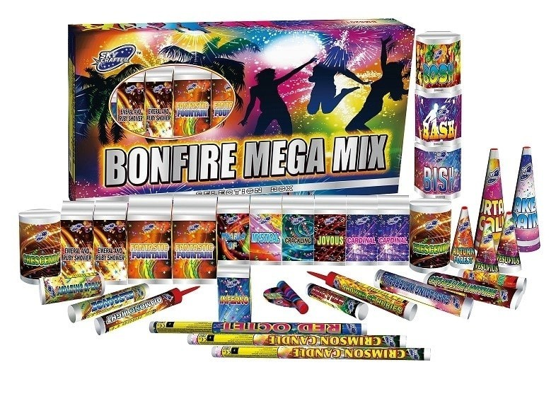 Bonfire Mega Mix By Skycrafter