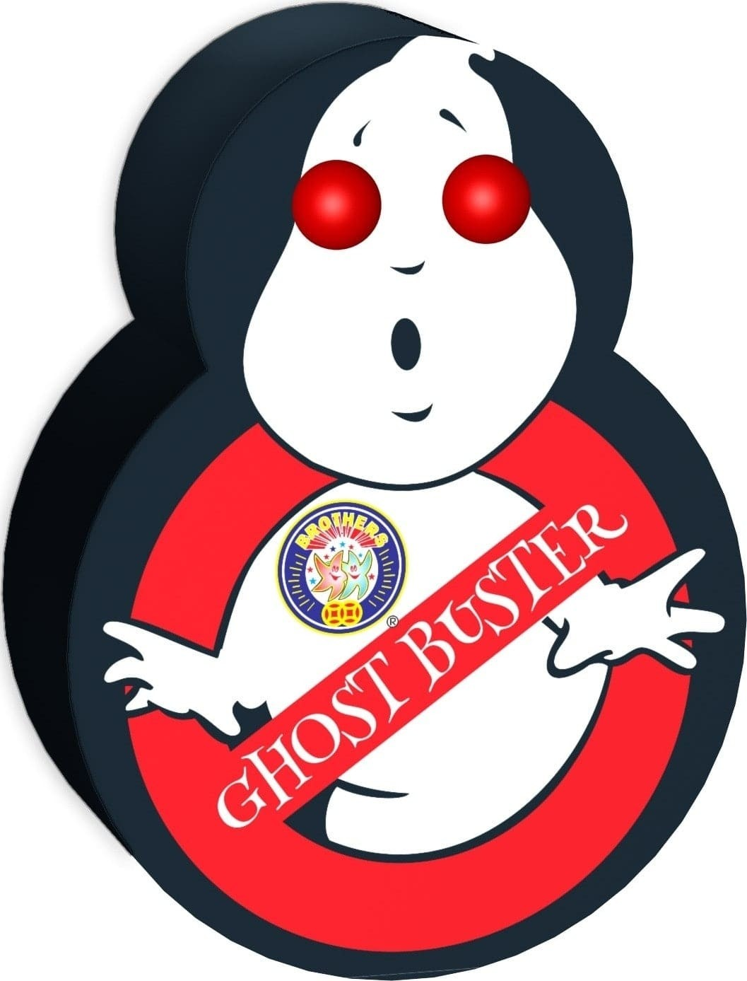 Ghost Buster By Brothers Pyrotechnics