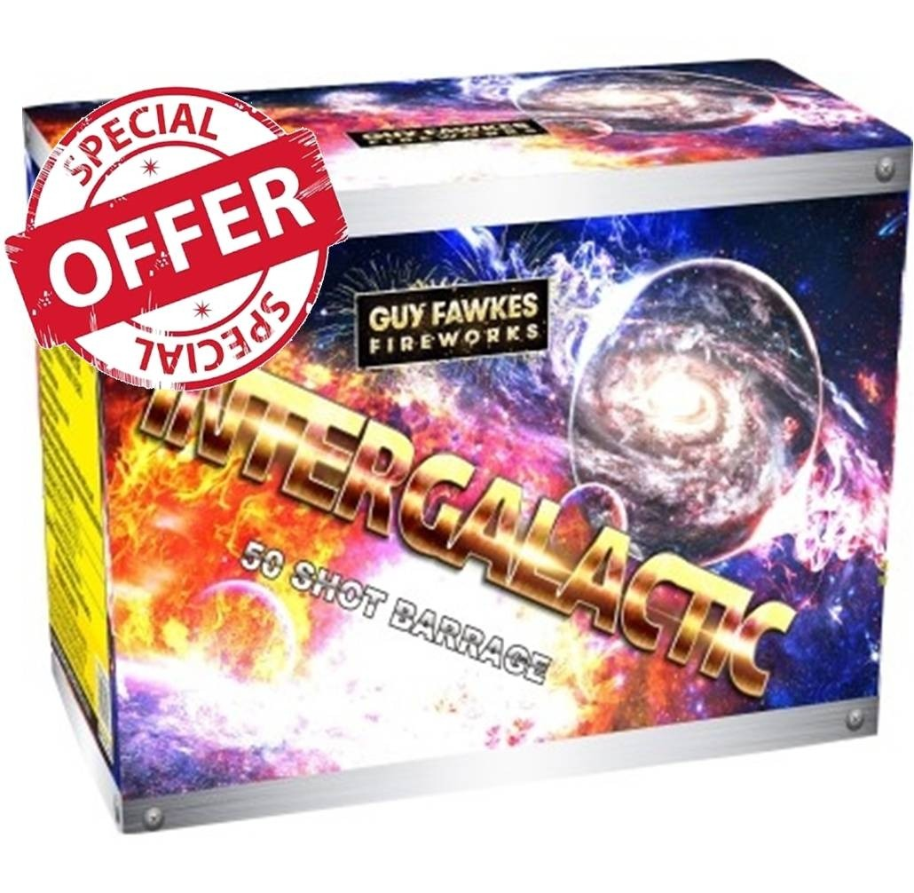 Intergalactic by Fireworks Kingdom
