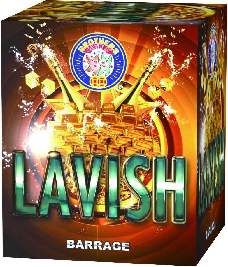 Lavish By Brothers Pyrotechnics