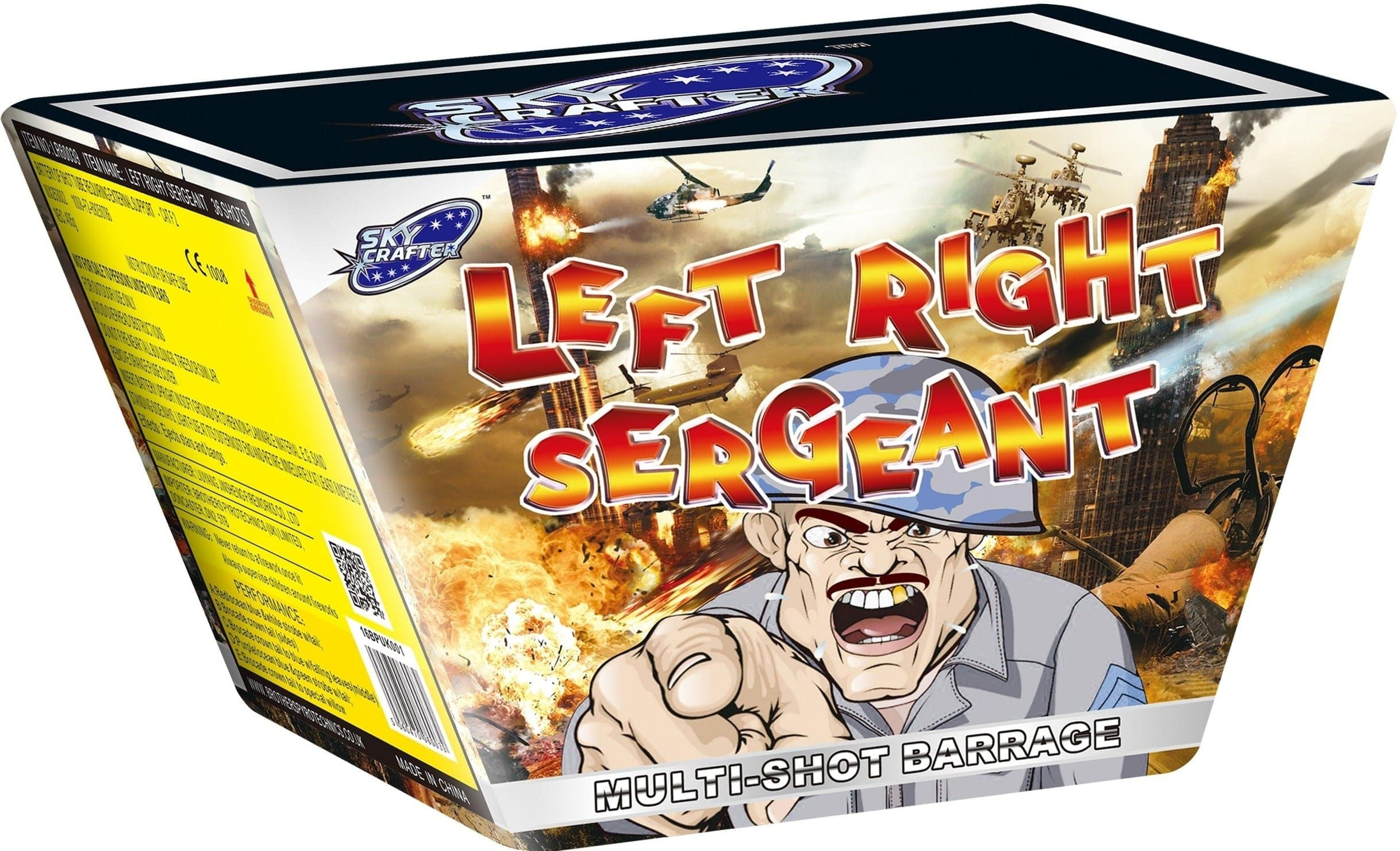 Left Right Sergeant By Skycrafter