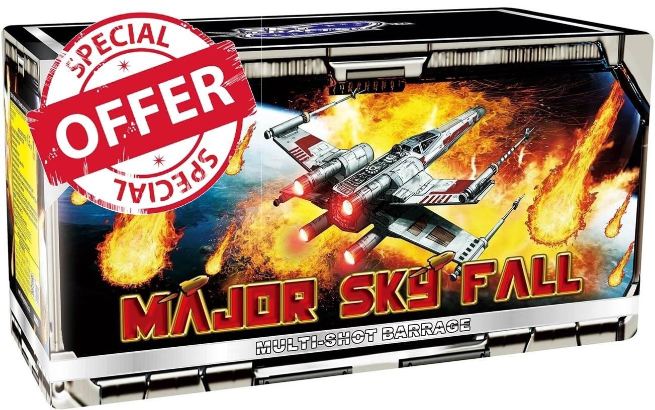 Major Skyfall By Skycrafter Fireworks