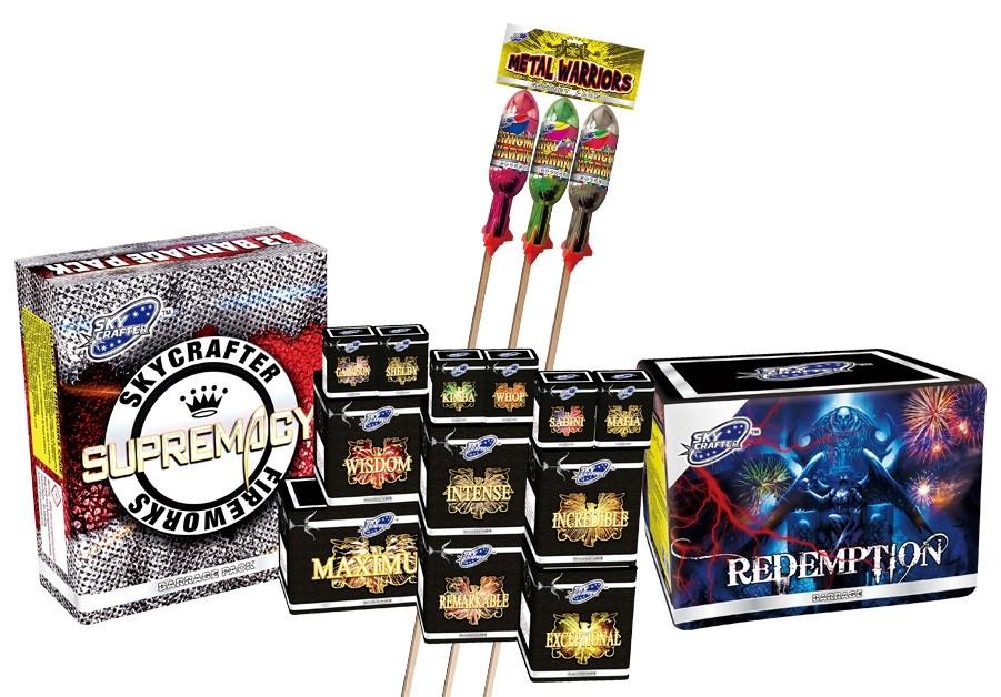 Max Power By Fireworks Kingdom