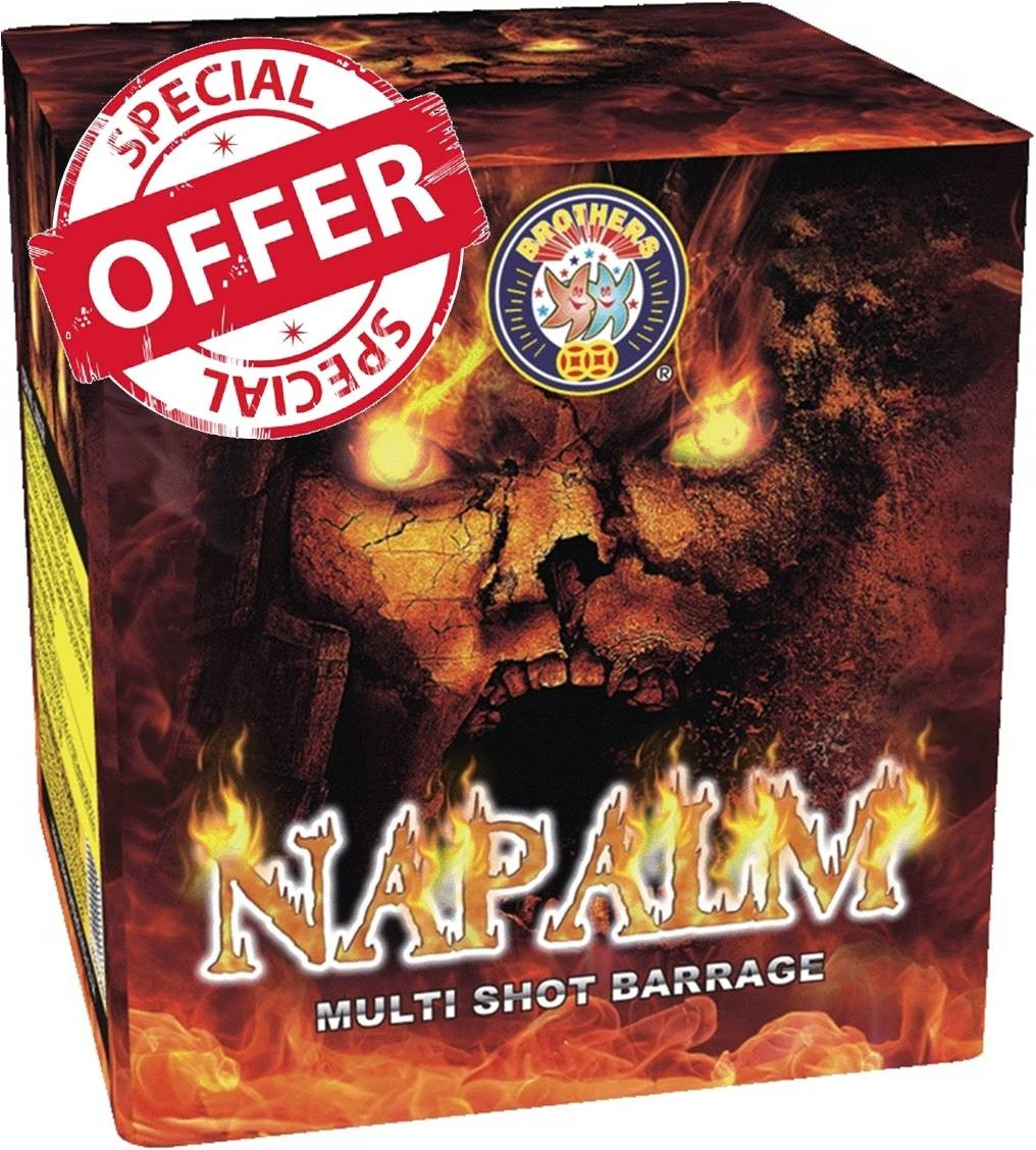 Napalm By Brothers Pyrotechnics