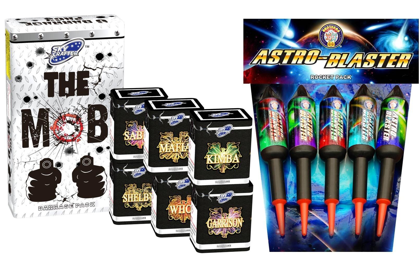 Powder Gang Pack by Fireworks Kingdom