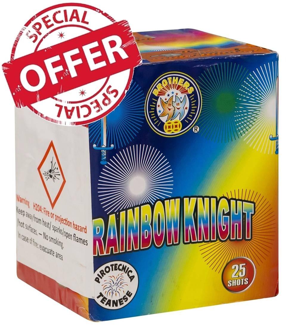Rainbow Knight by Brothers Pyrotechnics