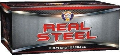 Real Steel By Brothers Pyrotechnics