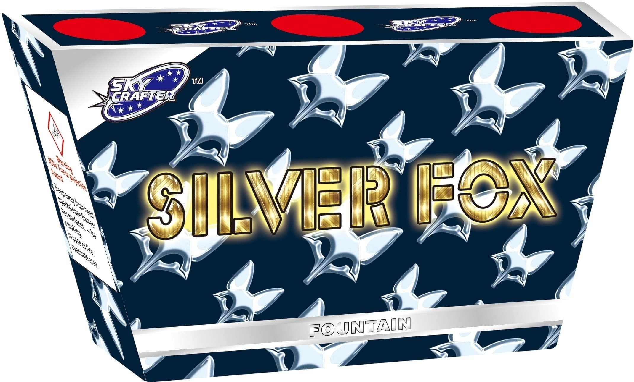 Silver Fox By Skycrafter Fireworks
