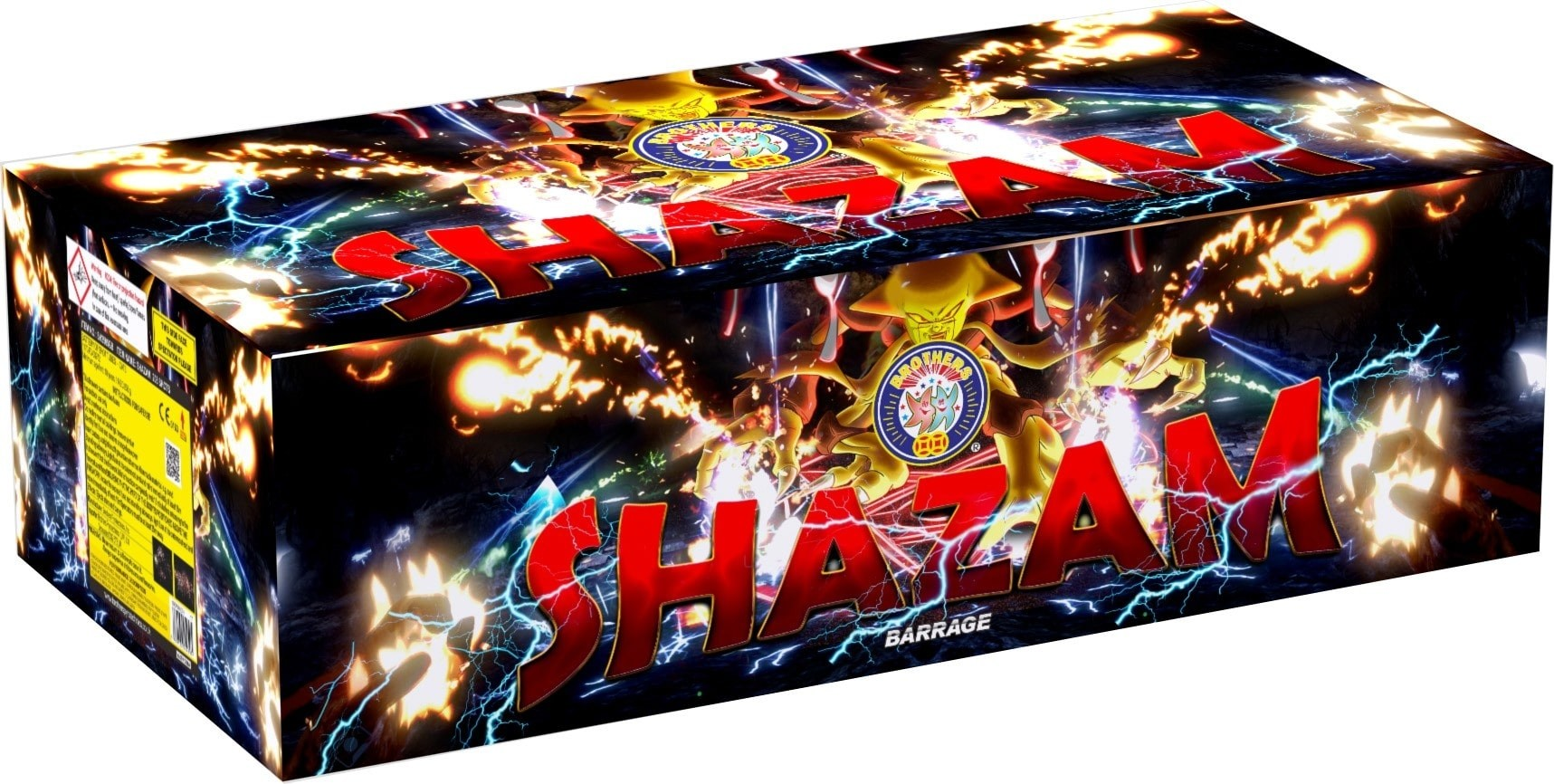Shazam By Brothers Pyrotechnics