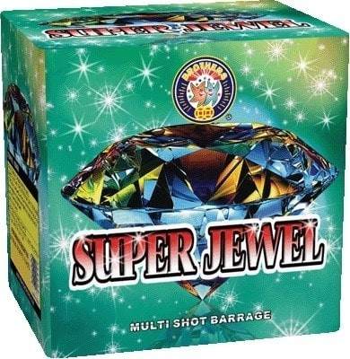 Super Jewel By Brothers Pyrotechnics