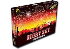 NIGHT SKY SELECTION BOX Available at Fireworks Kingdom