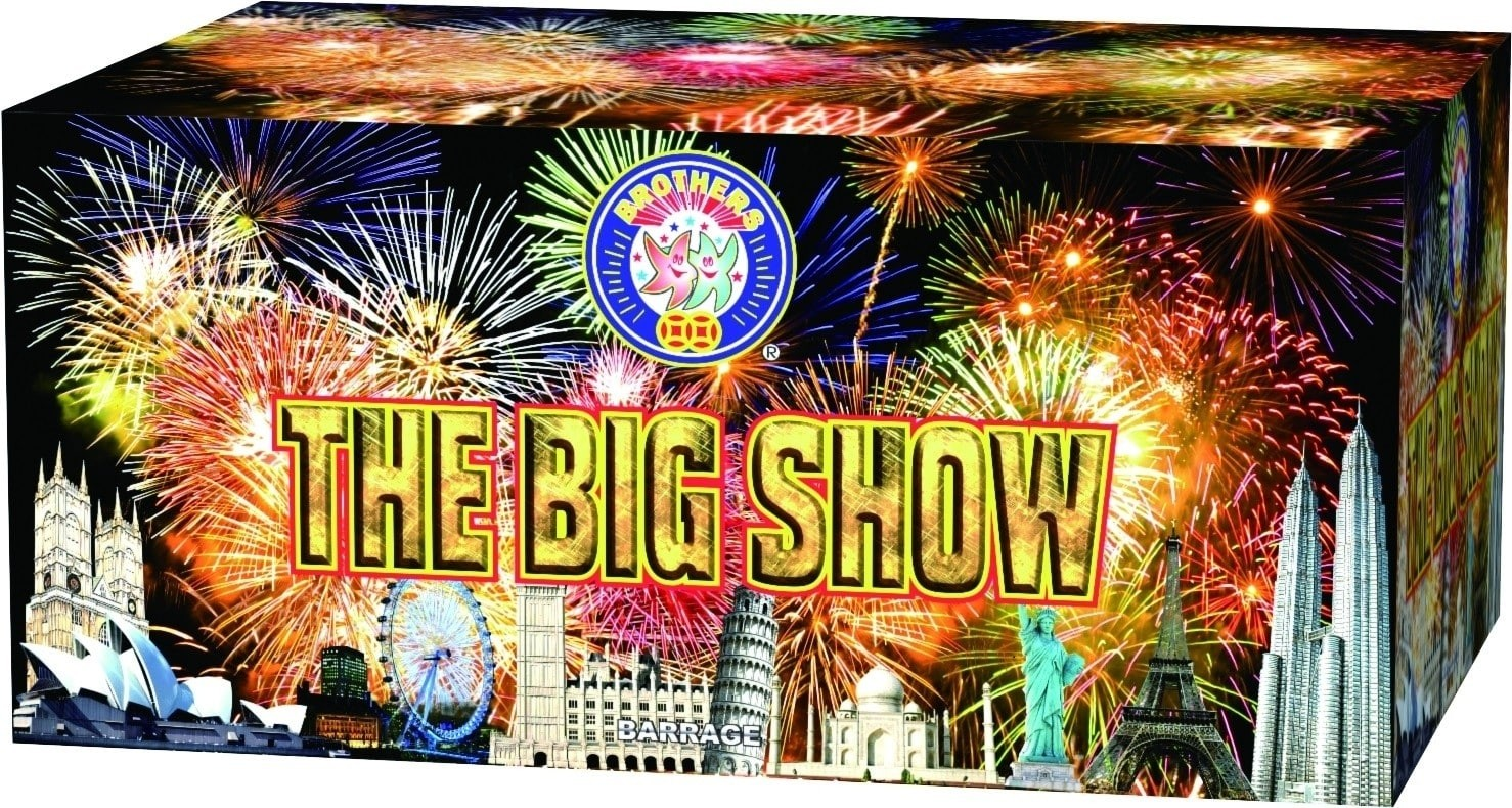 The Big Show By Brothers Pyrotechnics