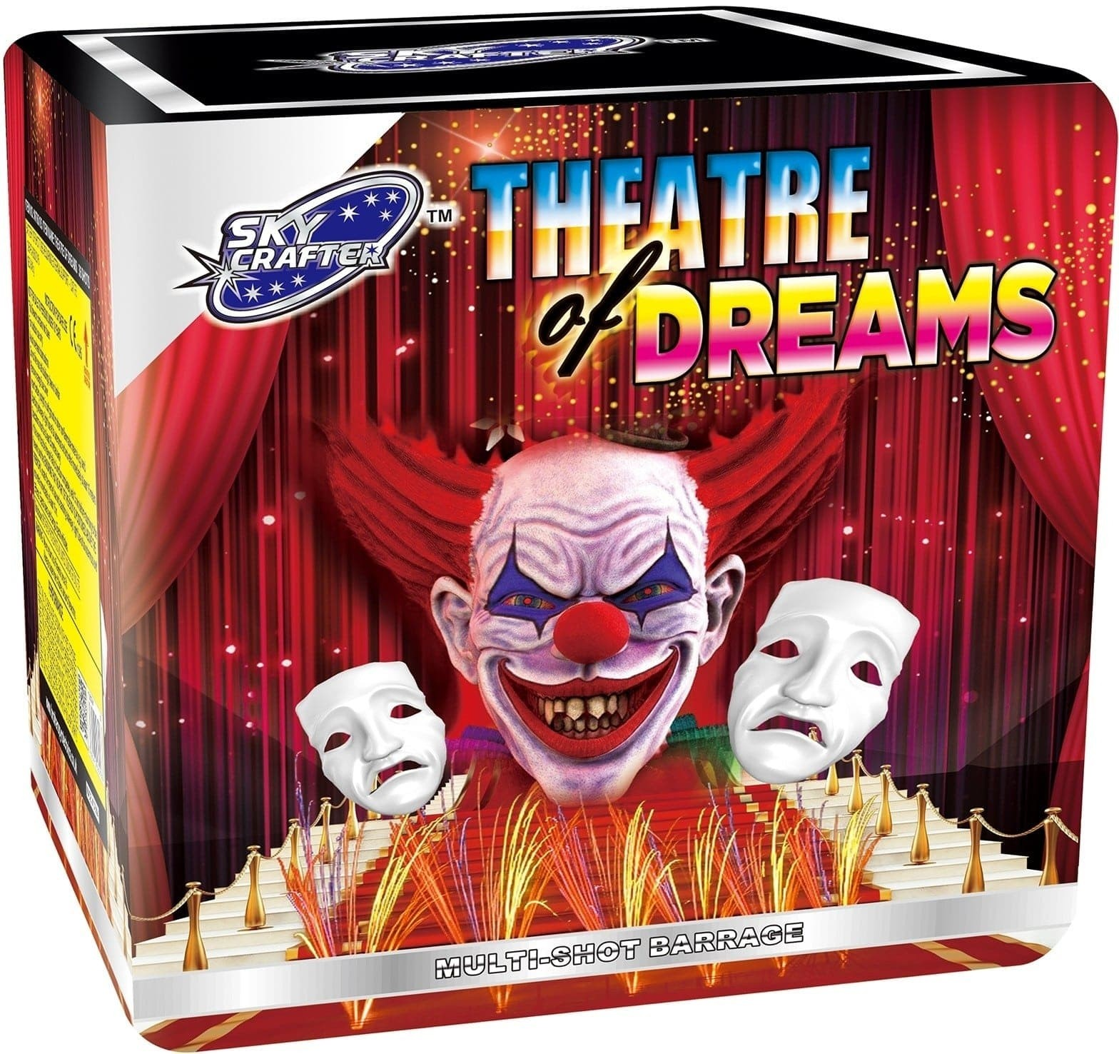 Theatre of Dreams By Skycrafter Fireworks