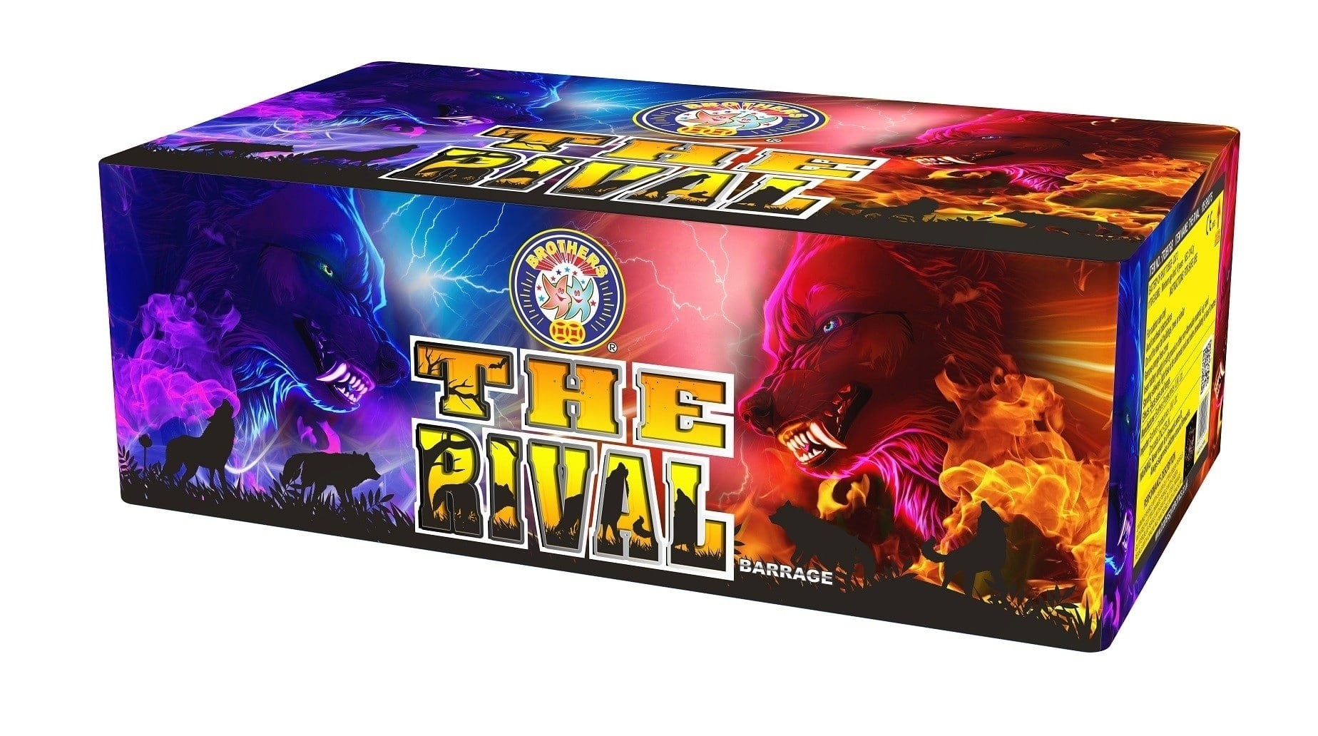 The Rival By Brothers Pyrotechnics