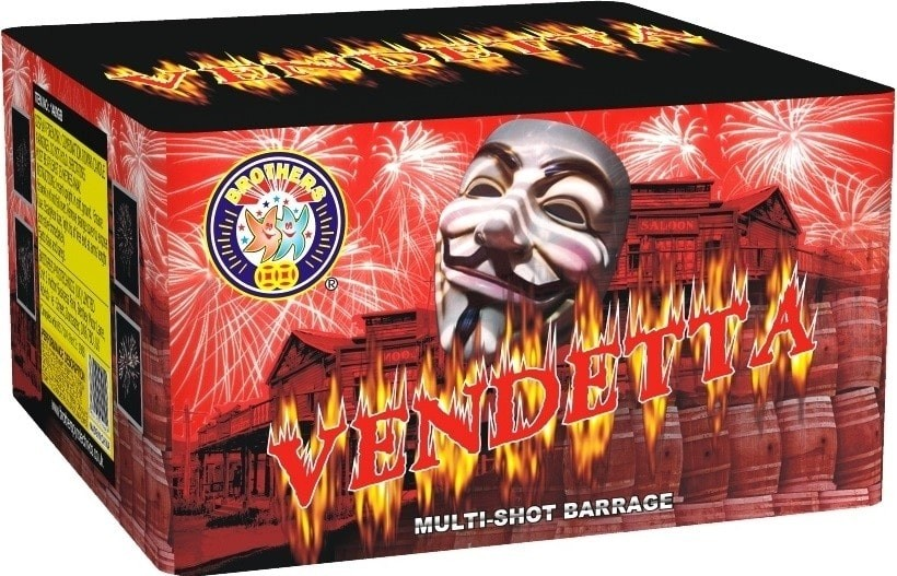 Vendetta By Brothers Pyrotechnics