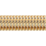 """Aces 10"""" Golden Sparklers (15 Packs) By Brothers Pyrotechnics"""