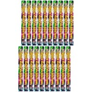 "Mega Aces 18"" Coloured Sparklers (20 Pack) By Brothers Pyrotechnics"