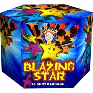 Blazing Star By Brothers Pyrotechnics