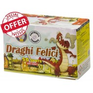 Draghi Felici (Happy Dragons) by Brothers Pyrotechnics