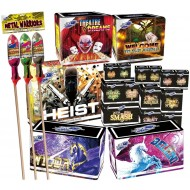 Epic Firework Set By Fireworks Kingdom