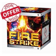 Fire Strike by Fireworks Kingdom