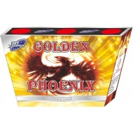 Golden Phoenix by Skycrafter Fireworks