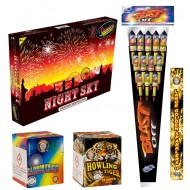 Guy Fawkes Pack from Fireworks Kingdom