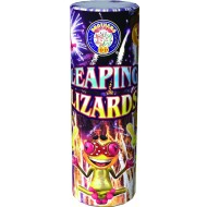 Leaping Lizards Fountain by Brothers Pyrotechnics
