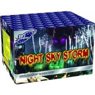 Night Sky Storm By Skycrafter