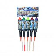 WAR HAWK ROCKETS Available at Fireworks Kingdom