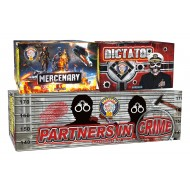 Partners in Crime by Brothers Pyrotechnics