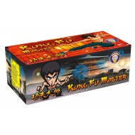 Kung Fu Warrior Firework Barrage by Skycrafter Fireworks