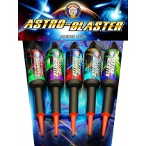 Astro Blaster By Brothers Pyrotechnics