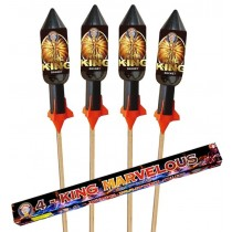 4 King Marvellous By Brothers Pyrotechnics