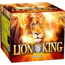 Lion King By Brothers Pyrotechnics