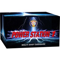 Power Station 1 By Brothers Pyrotechnics