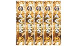 """10"""" GOLDEN SPARKLERS (5 Pack)"""