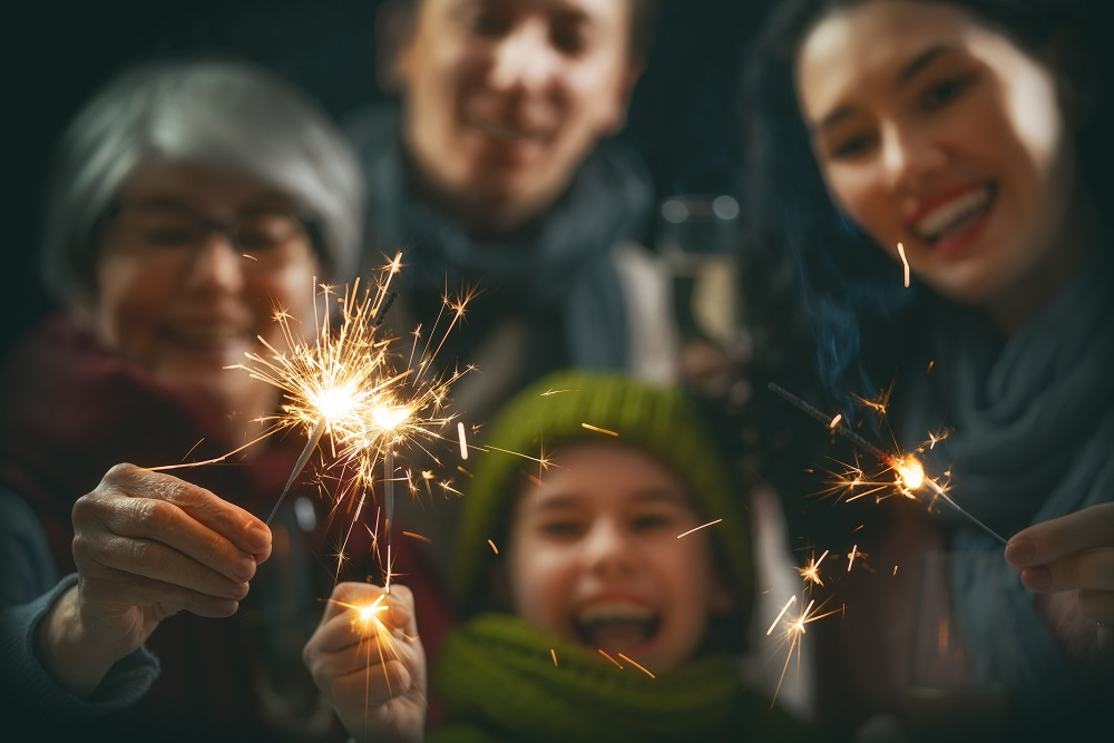A Quick Guide To Sparkler Safety