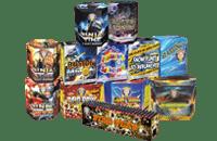 £100 Fireworks Budget Pack