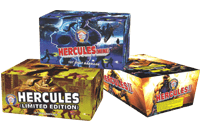 £200 Fireworks Budget Pack