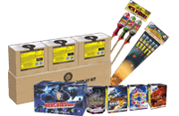 £300 Fireworks Budget Pack