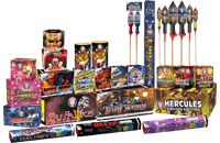 £400+ Fireworks Budget Pack